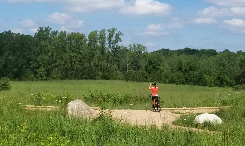 Zeigler Foundation awards $21,000 for Red-tail Nature Preserve renovations